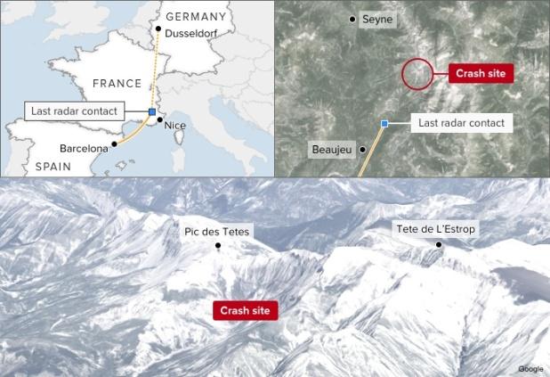 Germanwings crash 4U 9525