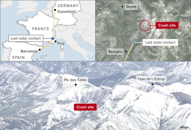 Germanwings crash 4U 9525